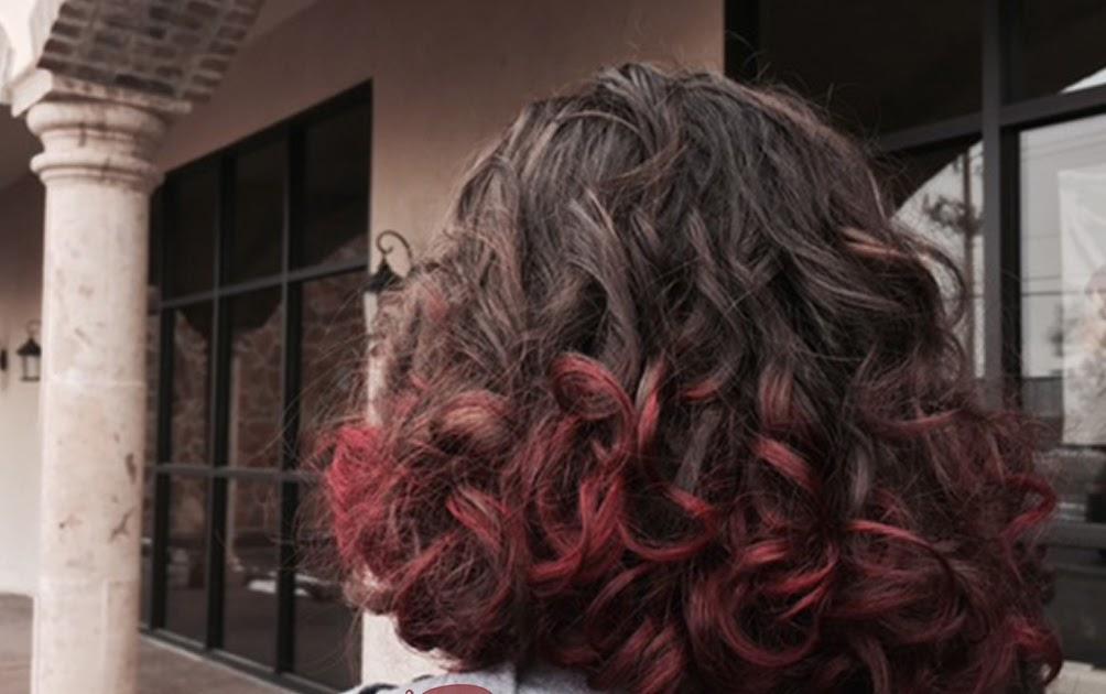 Short Hairstyle Red Kecemasan E