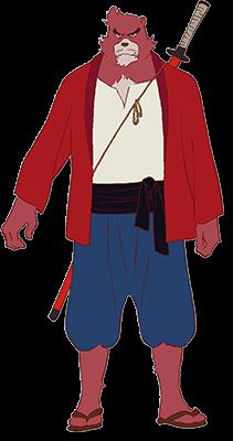 キャラクターキャストバケモノの子公式サイト