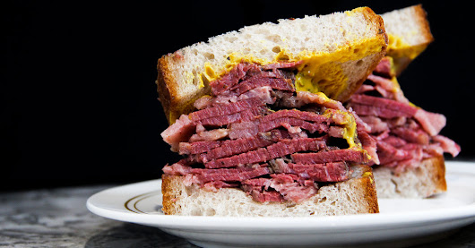 A New York Deli in Hong Kong? Yes, and It's Good