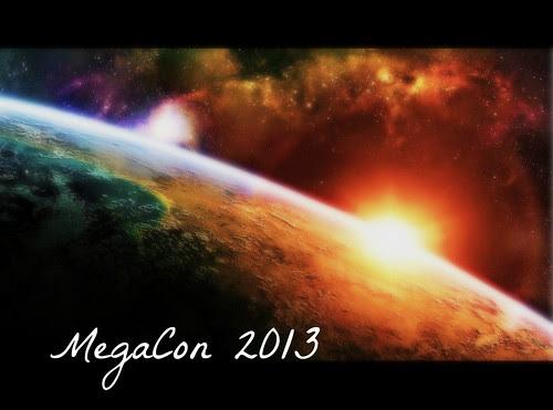 Megacon 2013 title
