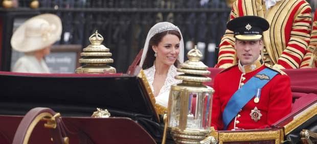 Las curiosidades y las anécdotas de la boda real