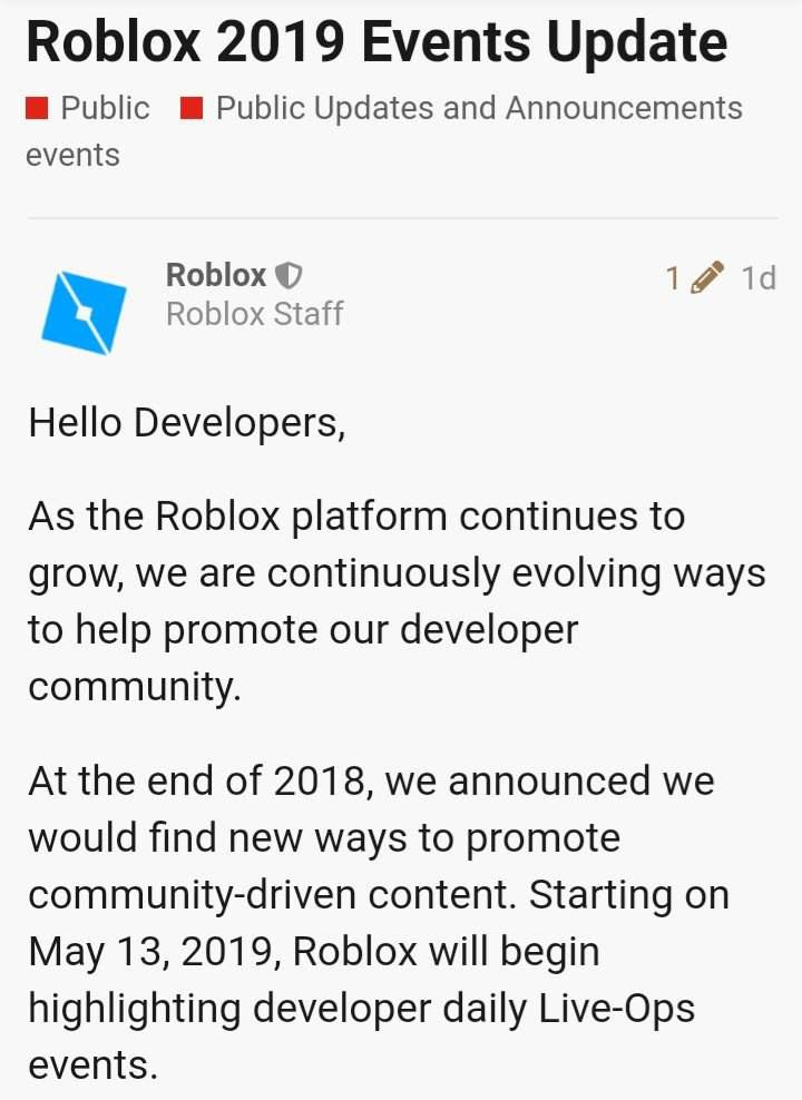 Liveops Event Roblox New Roblox Live Ops Events Roblox Promo Codes Robux September 2019