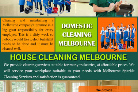 EndofLeaseCleaningMelbourne | Visual.ly