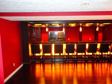 cool basement bar ideas modern basement cleveland