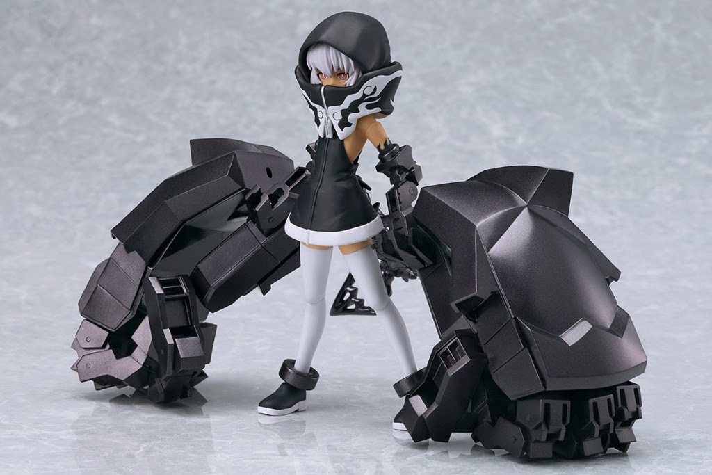 Strength, de Black Rock Shooter.