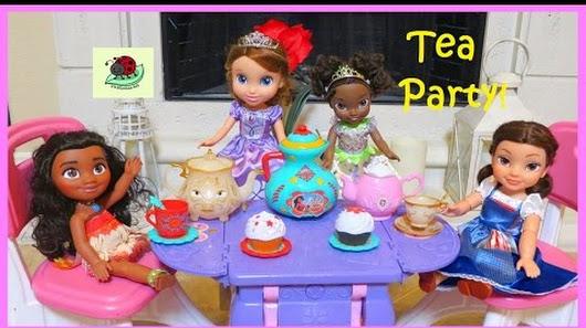 Toys Elena Sofia : Toys tea party set play pretend moana elena of avalor