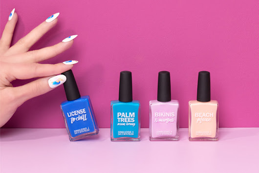 SoNailicious x Say It With Polish Collection is Here!