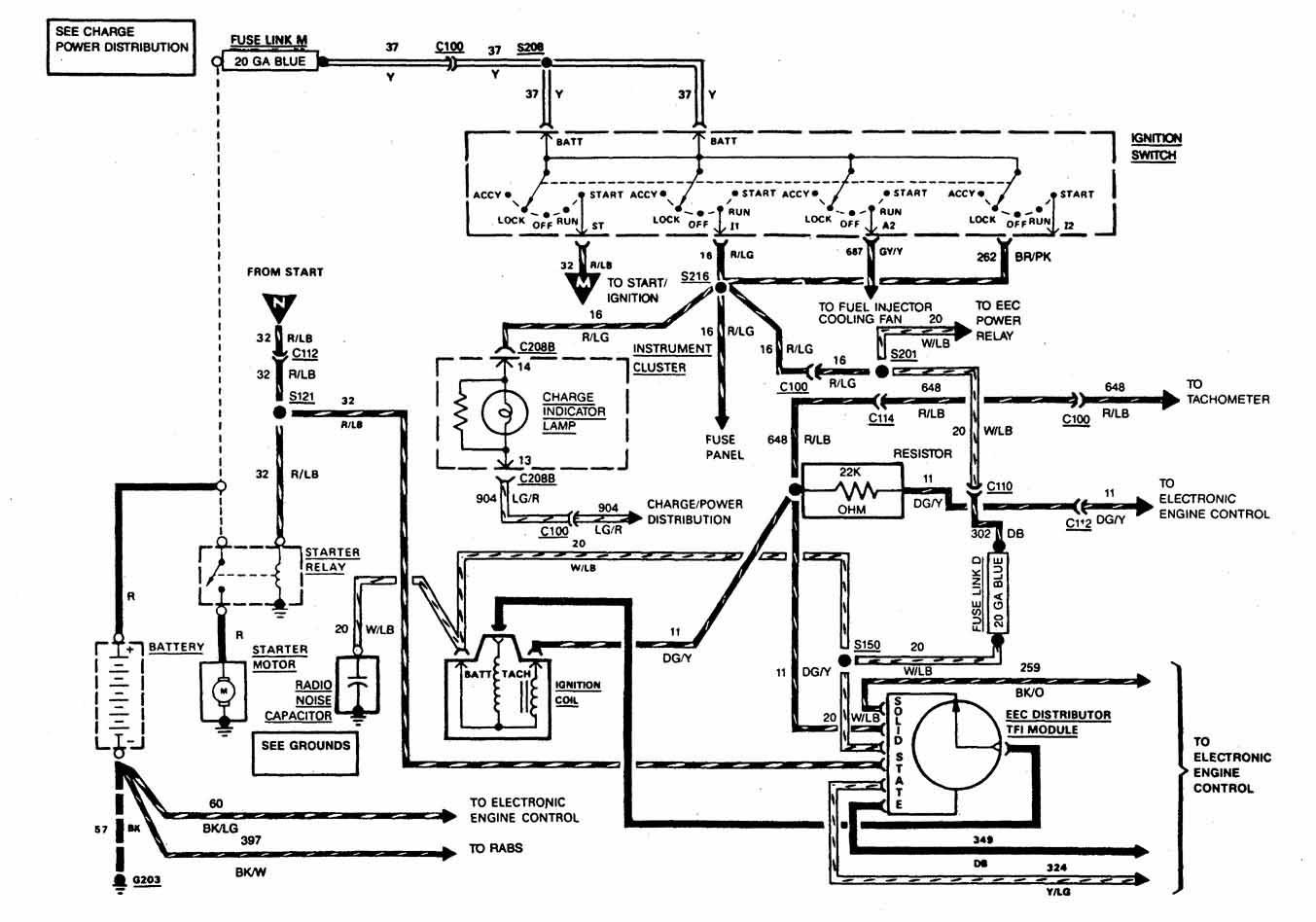 34 1989 Ford F150 Radio Wiring Diagram