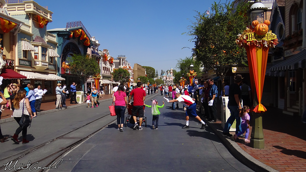 Disneyland Resort, Disneyland, Main Street U.S.A., Cast Member, High Five