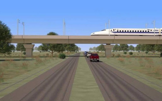 Fort Worth takes big step toward high-speed rail link with Dallas