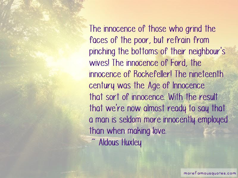 Quotes About Love In The Age Of Innocence Top 3 Love In The Age Of