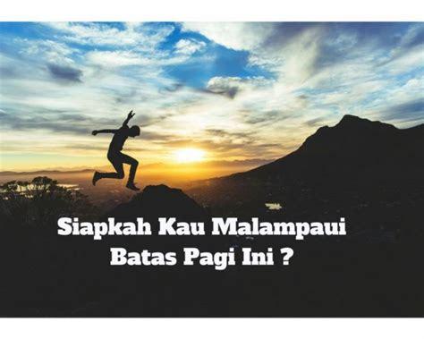 kata kata mutiara islam pagi hari khazanah islam