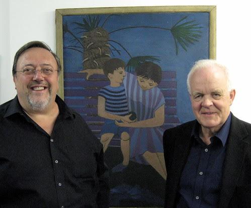 Brian & Sebastian Peake