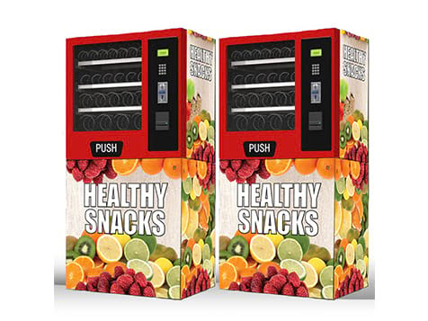 Healthy Snacks To Go Vending Business