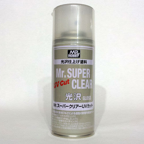 Mr-Hobby-GSI-Creos-Super-Clear-UV-CUT-GLOSS-170ml-Spray-Sealant-B522-800-Model