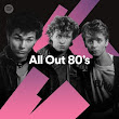 Spotify Web Player - All Out 80s - Spotify