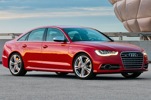 Audi S6 Prestige 2015- Review