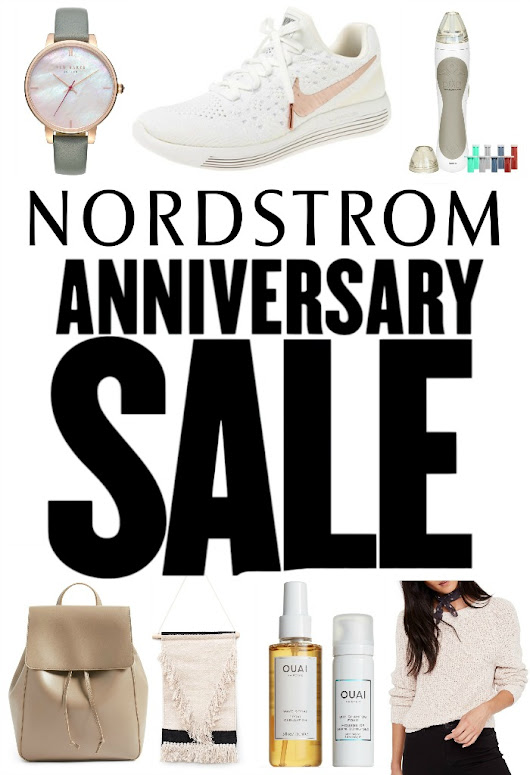 The Best of Nordstrom Anniversary Sale - Andrea Bai