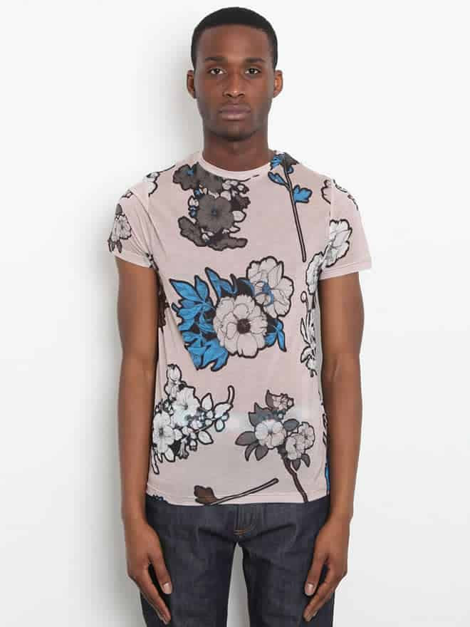 Christopher Kane Floral Collection