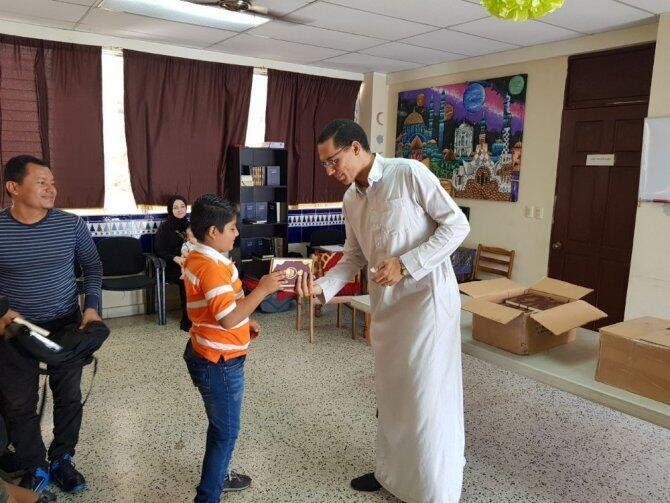 Diyanet do Peru doa 20.000 cópias do Alcorão para a América Latina