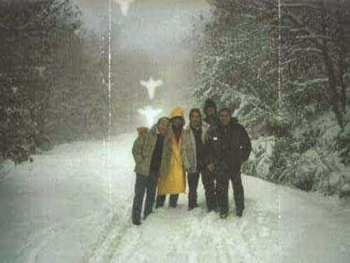 Άγγελοι εμφανίστηκαν στο Άγιον Όρος... Δείτε την ανατριχιαστική εικόνα! [photo] - Φωτογραφία 2