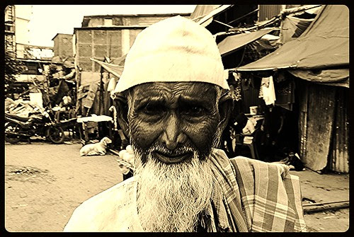 The Muslim Beggar ..Of Bandra by firoze shakir photographerno1