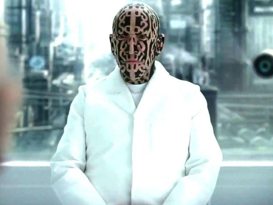 Mr. Nobody tattoo face   Cultjer