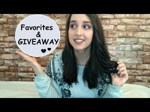 Τι έχω αγαπήσει; •Favorites• & GIVEAWAY| Alternative beauty (video)
