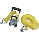 Winston Products 167 Commercial Grade Ratchet Tie Downs 30and#039;