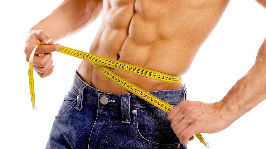 body fat percentage after eating