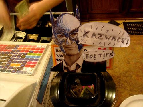 Kazwack!