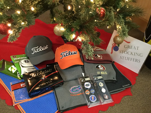 Last Minute Christmas Gifts at Quail Heights CC - Quail Heights Country Club