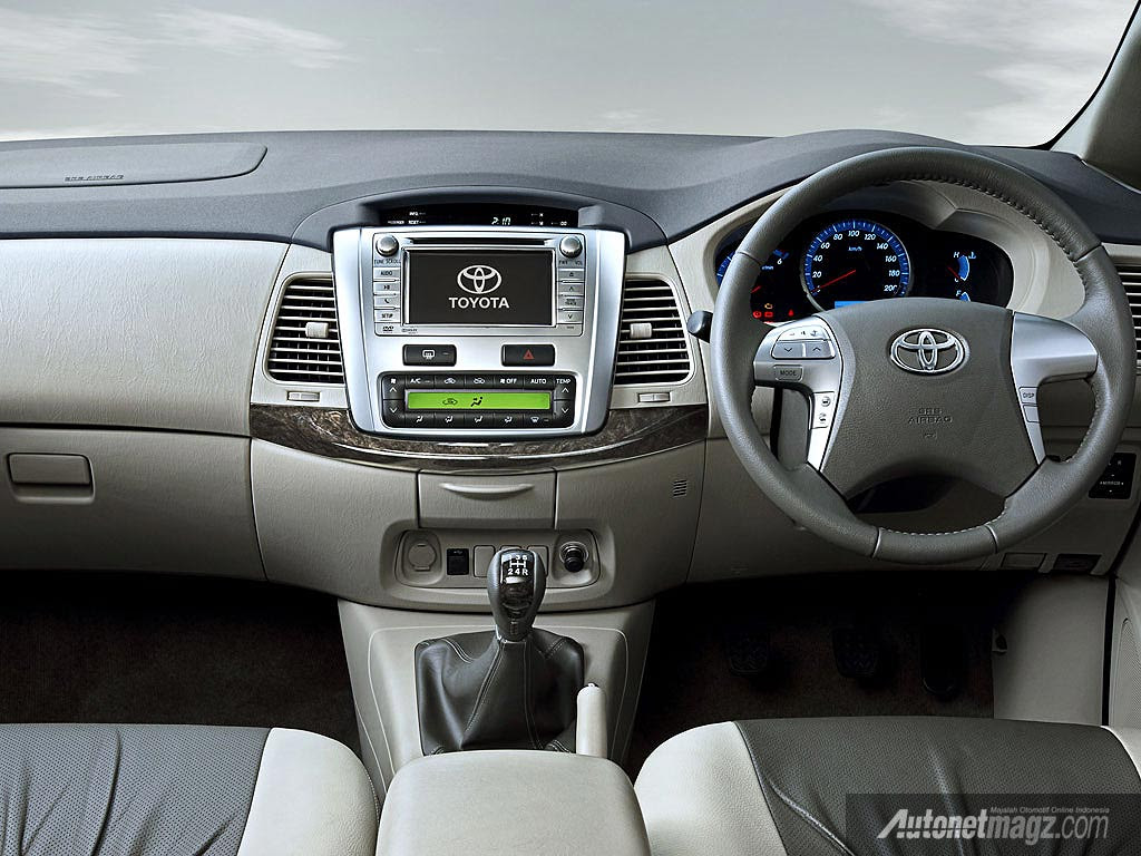 ... Toyota New Innova India: New Kijang Innova Hadir di India Dengan Body