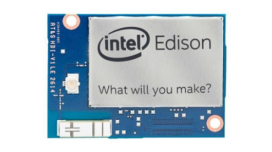 Intel Edison projects