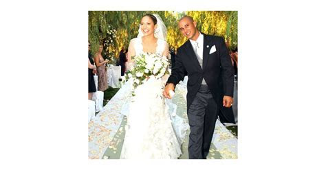 Jennifer Lopez and Chris Judd were married in Calabasas in