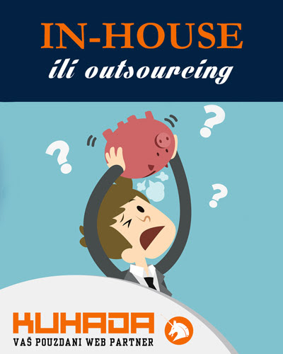 Outsourcing vs. In-house izrada internet stranice