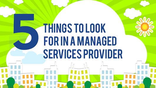 5 Things To Look For In A Managed Services Provider