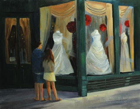 Mary Linns Bridal Shop Pasadena ? Urban Oil Painting
