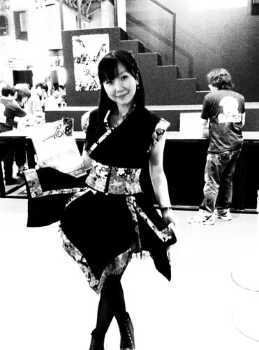 R-Force Entertainment girl