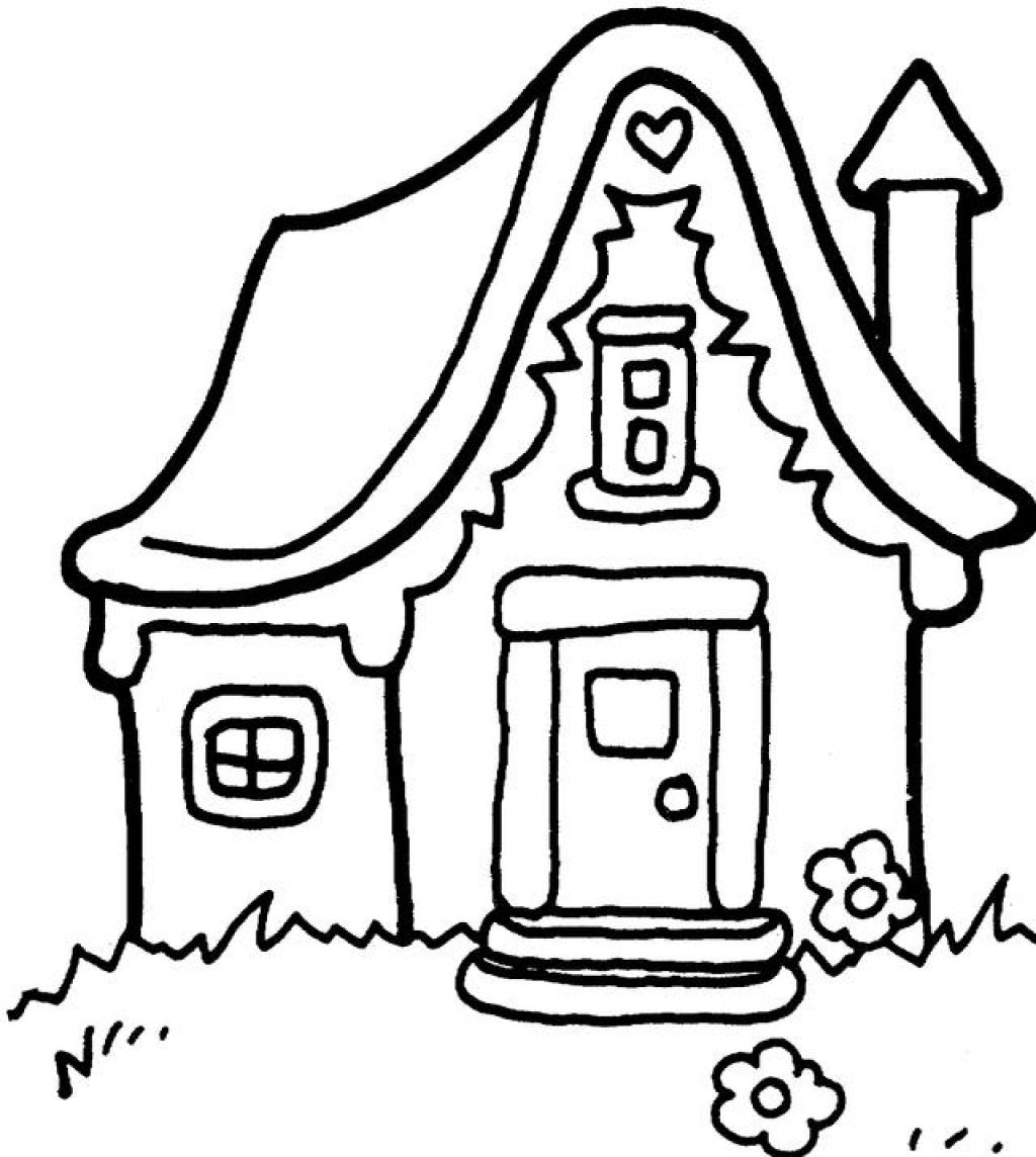 School House Coloring Pages | Clipart Panda - Free Clipart ...