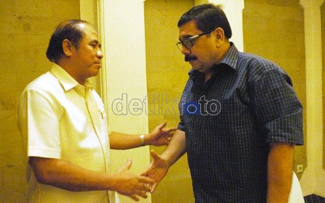 Prijanto Berpamitan ke Pimpinan Partai