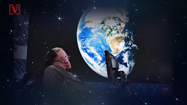 Stephen Hawking predicts 'end of the world' weeks before his death