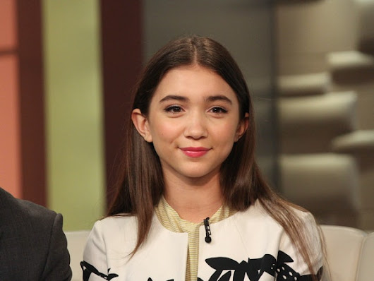 'Girl Meets World' Star Rowan Blanchard Writes Powerful Essay About Depression & Growing Up