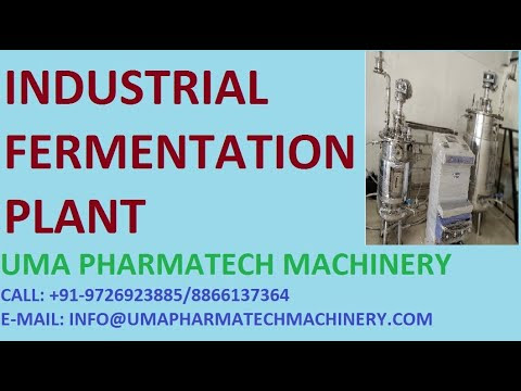 fermenter and bioreactor manufacturer for fermentation plant-biofertilizer plant