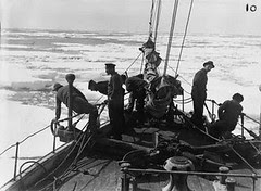 Flickr: Sir Ernest Shackleton's ship Endurance approaching Antarctica