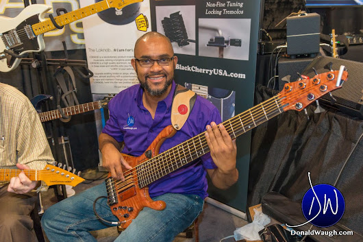 Optima Strings – 24 Carat Gold Stings @ Summer NAMM 2017