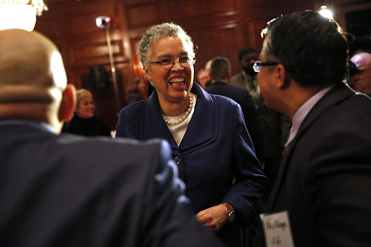 Preckwinkle pushing 1 percent county sales tax increase
