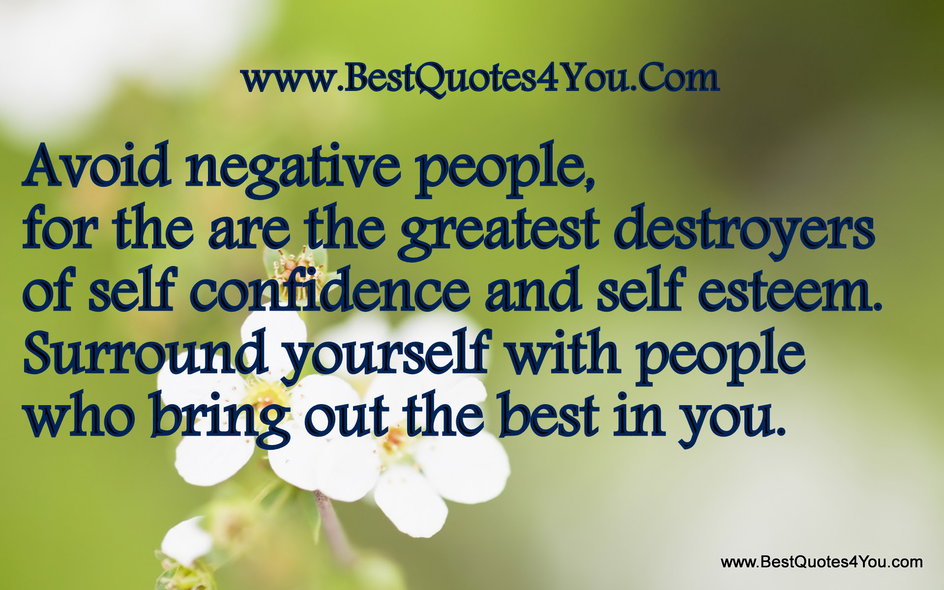 Elimirate The Negative Sides Confidence Quote Quotespicturescom