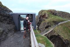 Carrick-a-Rede Rope Bridge, Antrim Coast