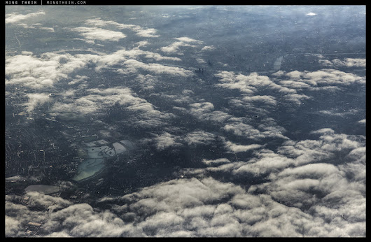 Photoessay: Doha to London